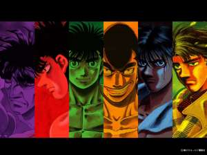 ippo n Strong Rivals